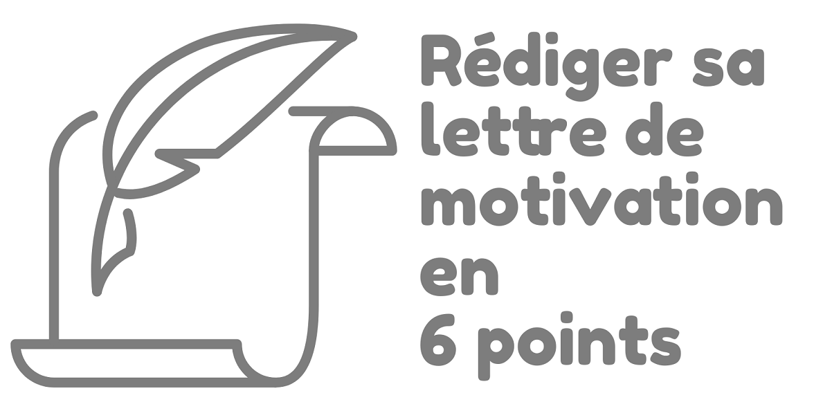 Comment écrire une lettre de motivation en 6 points